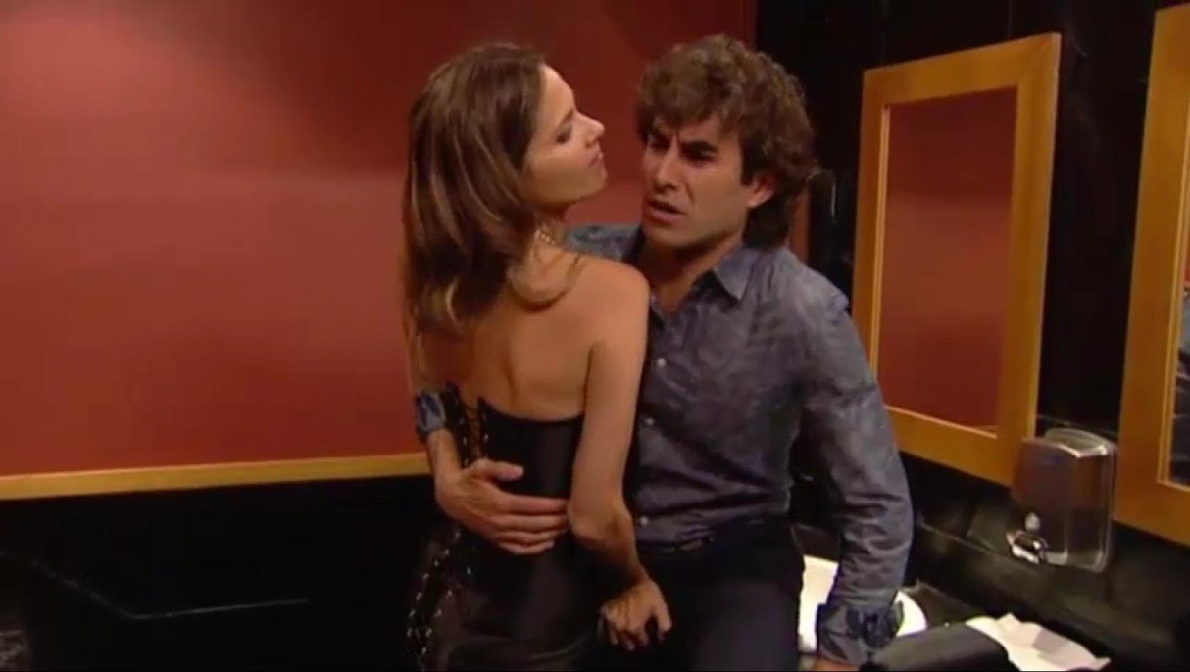 Raquel con el amigo de javi daniel muriel lqsamdm tu for Eva isanta en ropa interior
